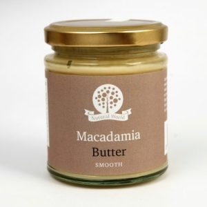 Smooth Macadamia Butter