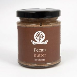Crunchy Pecan Butter - 170g Pecan CN 1 500x500