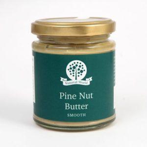Smooth Pine Nut Butter - 170g PinjeNut S 500x500