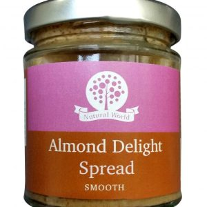 Smooth Almond Delight Spread - 20170911 164033SM 500x500