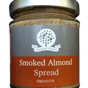 Smooth Smoked Almond Spread - 20170911 164136 500x500