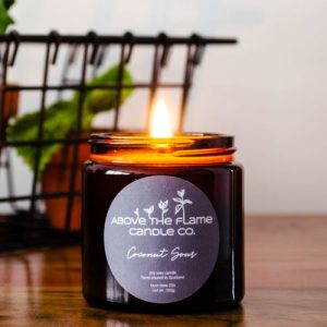   Coconut Sour   Soy Wax Candle - 20200607 DSC 0642 500x500
