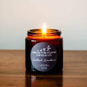   Scottish Woodland   Soy Wax Candle - 20200607 DSC 0663 — SW100 500x500