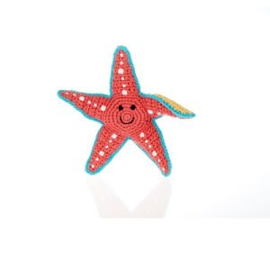 Star fish rattle - 2Star fish rattle 500x500