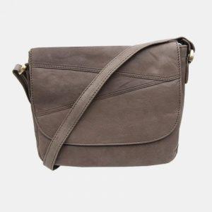 Crumble Shoulder Bag 6551 Mushroom