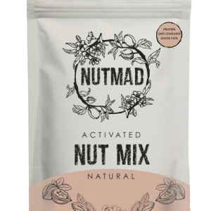 Activated Nuts Nut Mix Natural Box of 12 bags x 70g