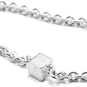Jewelery bracelet or ring fineCUBE silver 925 50mll