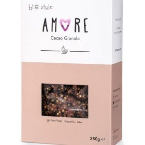 AMORE Organic Granola Cacao 250 g x 6 - Amore CacaoGranola 681x1024 1 500x500