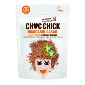 Choc Chick Mandarin Cacao 250g - CC Mandarin 250g  500x500