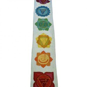 Chakra Vibration Banner Large Size