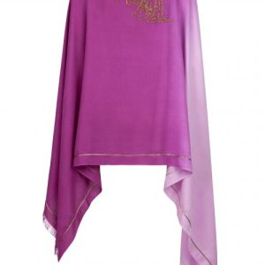 Angel Chameul Pink (Ombré) Wrap Scarf for Love, Passion & Relationships