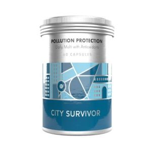 Pollution Protection Daily Multi with Antioxidants - City Survivor Pollution Protection