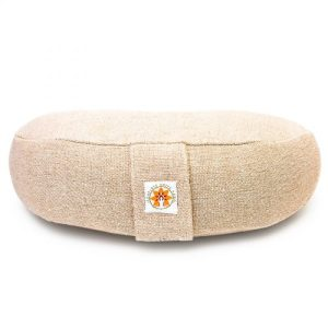 Meditation Cushion – Jute Natural