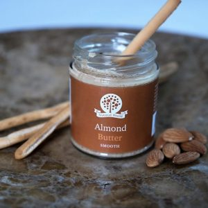Smooth Almond Butter - DSC 8724 bright 500x500