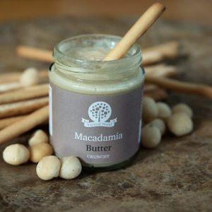 Crunchy Macadamia Butter