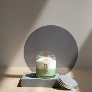 Freedom Travel Scented Candle