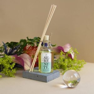 Serenity Aromatherapy Reed Diffuser - Elm Rd Serenity Diffuser 500x500