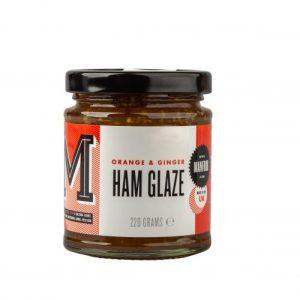 Orange & Ginger Ham Glaze 220g - Ham Glaze 500x500