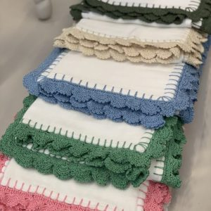 Triple Swaddle Blanket – Different colourways