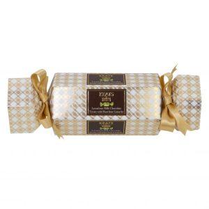 Hazelnut Ganache Treats, Xmas Cracker Box, Milk