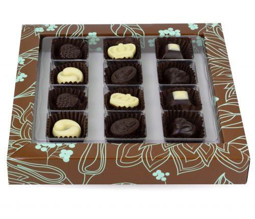 Keats Luxury Dark Chocolate Selection