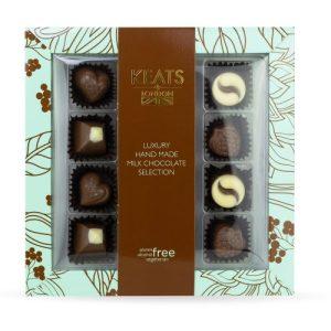 Keats Luxury Milk Chocolate Selection - Keats luxury Milk Chocolate Selection 120g 500x500
