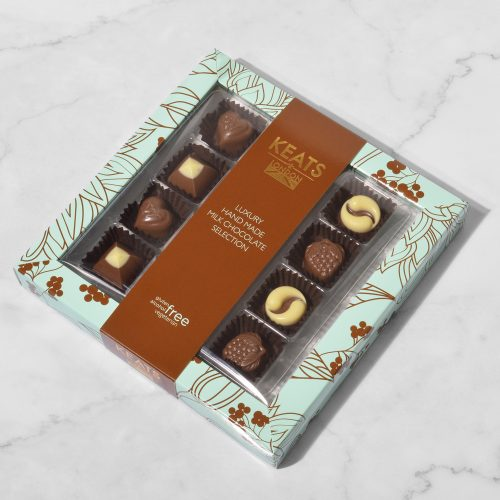 Keats Luxury Milk Chocolate Selection