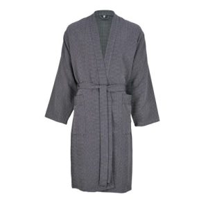 Kumsal Lounge Gown – Slate
