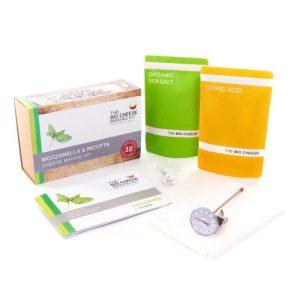 Mozzarella & Ricotta Kit - NEW Boxes BCMK 009 500x500