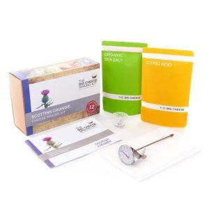 Scottish Crowdie Kit - NEW Boxes BCMK 013 500x500