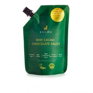 Raw Cacao Chocolate Sauce- 250ml