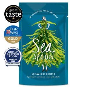 Seaspoon seaweed boost