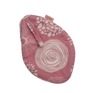 Pacifier cloth Sparkle Rose