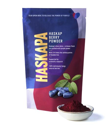 HASKAPA BERRY POWDER Pack of 12