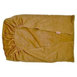 Tuck-Inn® bassinet blanket Corduroy Sweet honey