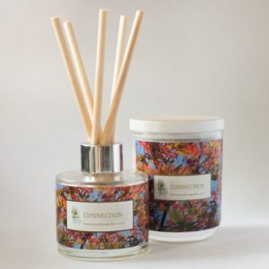 From My Mother's Garden Fragrant Candles & Diffusers – Bundle by Scent