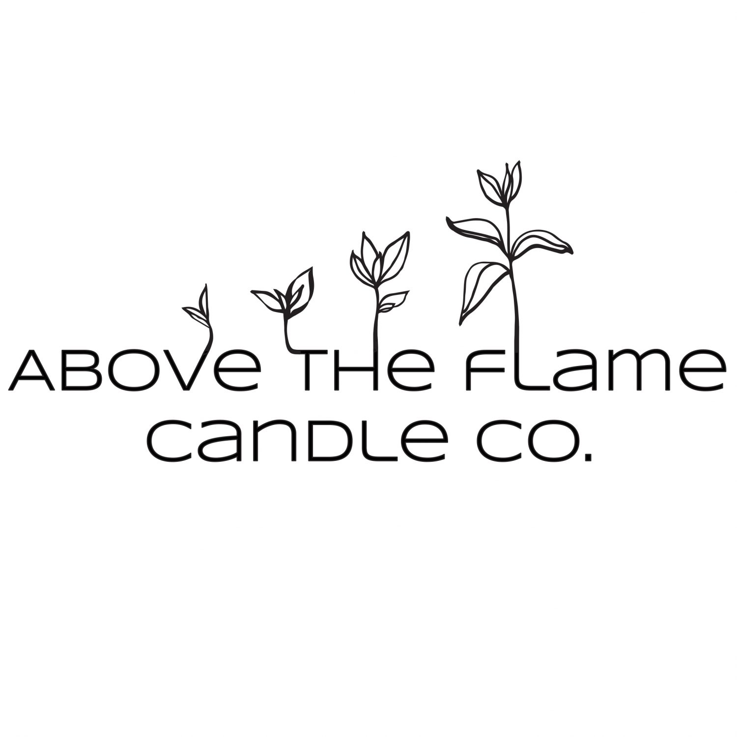 Above The Flame Candle Co.