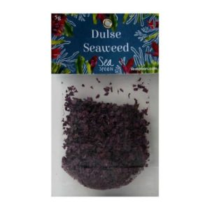 Seaspoon Dulse Seaweed - dulse 5g pouch square 600x600 600x600 500x500