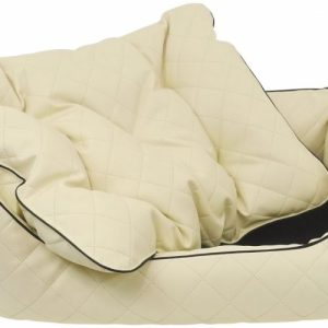 DandyBed Leather – Beige, Taupe, Grey and Black