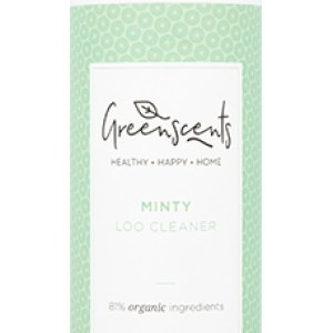 Greenscents Minty Loo Cleaner 5 Litre - mintyloocleaner