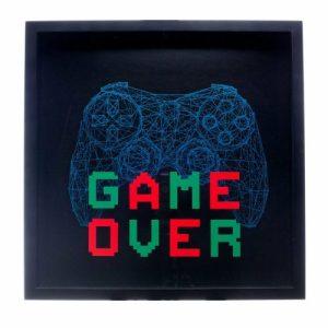 MEMORY BOX FRAME – GAME OVER