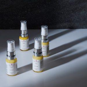 Face Revival Cream Range Bundle (8 x 15ml bottles pack) - 2018 12 BareFacedCreativeweb 2 minis  500x500