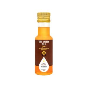 Infused Oil Madras 100ml (case of 12) - 5060196570201 100ml madras oil 500x500
