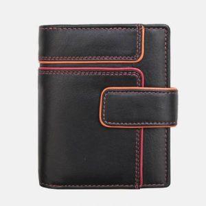 Hette Small Wallet Purse RFID Safe 6711 Black - 6711 bl ph1 500x500
