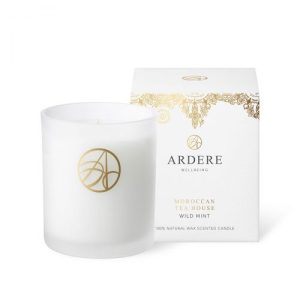 Moroccan Tea House Candle – Wild Mint