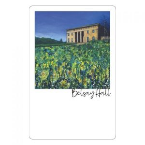 Belsay Hall Magnet
