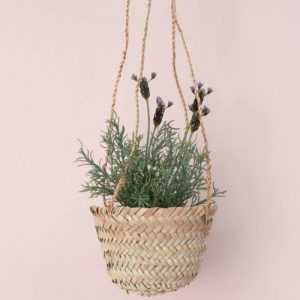 Bohemia Design Hanging Baskets, Tiny (pack of 2)