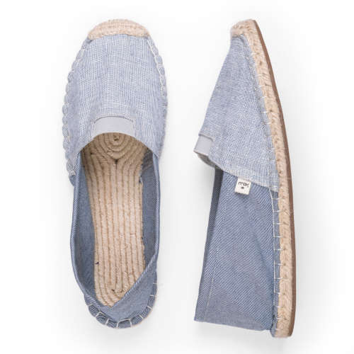 Caesious Blue_top_espadrille shoes_Kingdom of Wow!