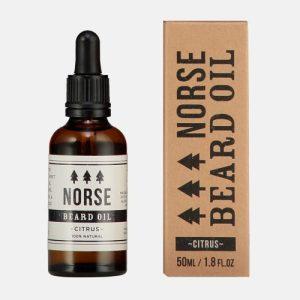 Beard Oil – Citrus 50ml