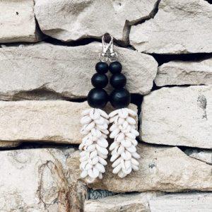 Amélie Key Chain – Black